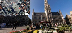 Visite virtuelle de Bruxelles