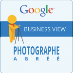 Photographe agrée Google Maps Business View - Streetview Belgique